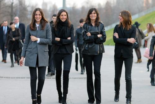 фото французских женщин