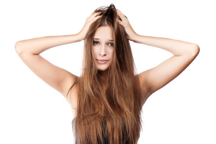 Чем увлажнить очень сухие волосы