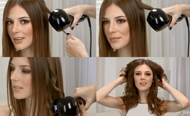 Как крутить волосы на бебилис
