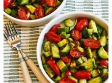 salaty-iz-pomidorov-i-ogurtsov-retsepty