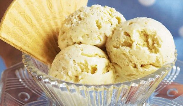 Как приготовить смесь для мороженого